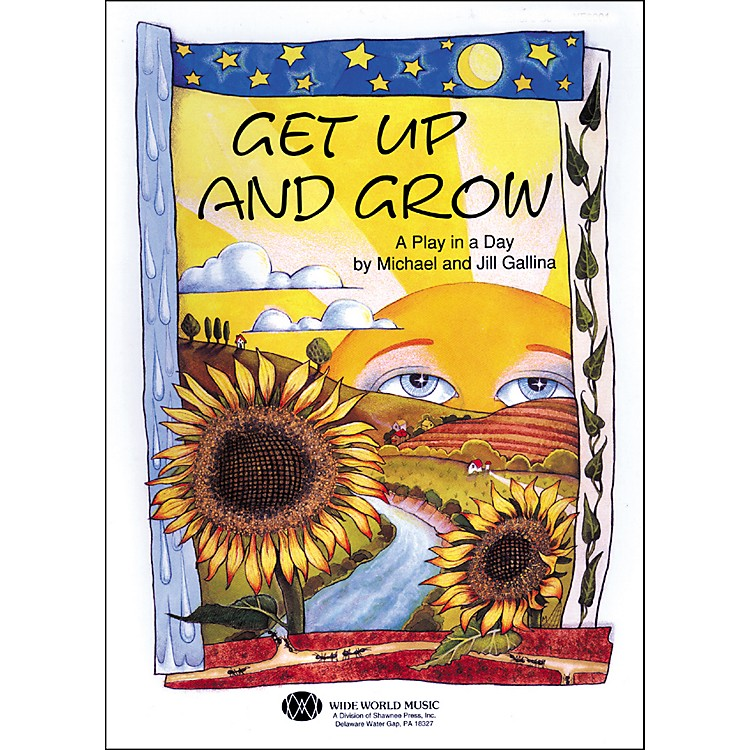 Shawnee PressGet Up And Grow (Book/CD)Directors Score