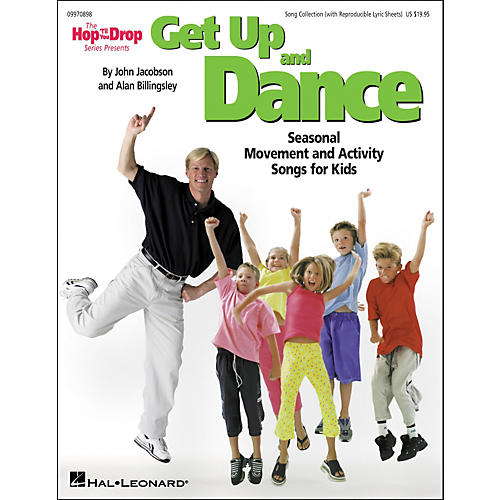 Hal Leonard Get Up and Dance Song Collection