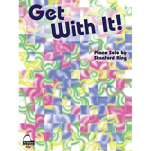 SCHAUM Get With It! Educational Piano Series Softcover