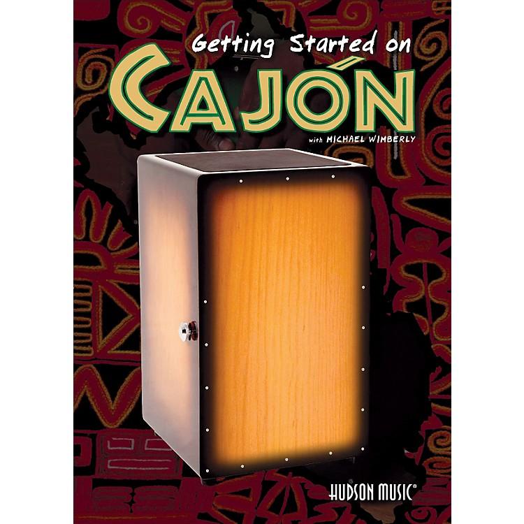 Hal LeonardGetting Started On Cajon DVD