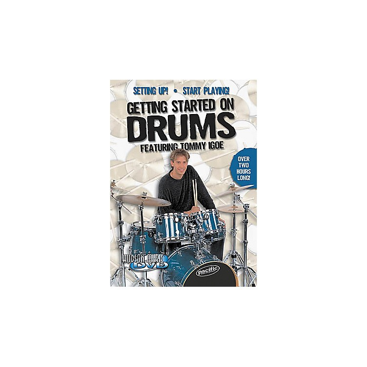 Hudson MusicGetting Started on Drums DVD