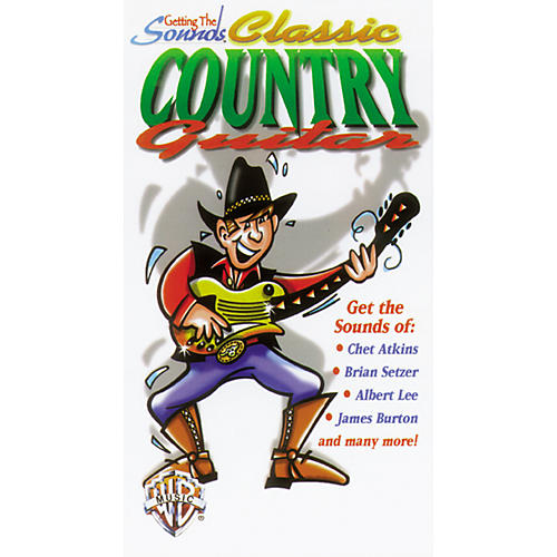 Alfred Getting The Sounds - Classic Country Guitar Video-thumbnail