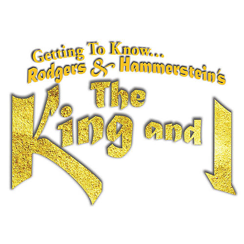 Hal Leonard Getting to Know...The King and I (Perusal Pack) composed by Richard Rodgers-thumbnail