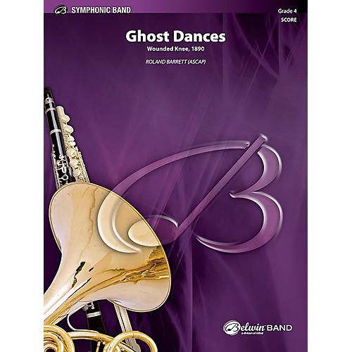 BELWIN Ghost Dances Grade 4 (Medium)