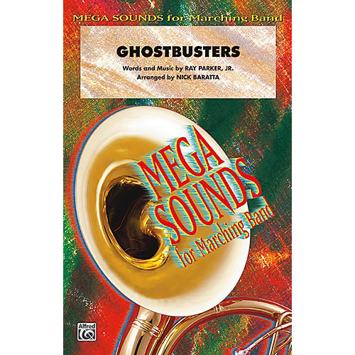 Alfred Ghostbusters Grade 3 (Medium)