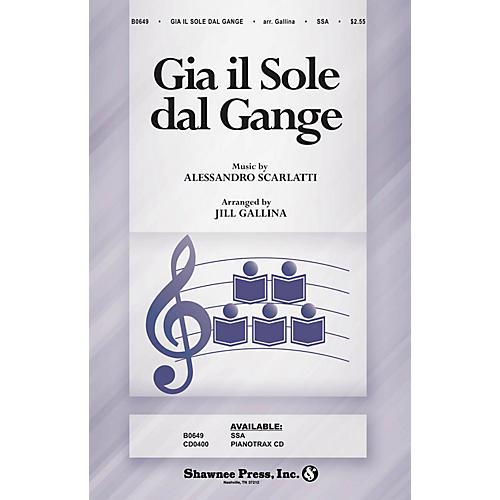 Shawnee Press Gia il Sole dal Gange (Classics for Children Series) SSA arranged by Jill Gallina-thumbnail