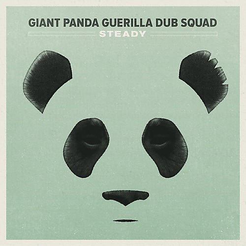 Alliance Giant Panda Guerilla Dub Squad - Steady