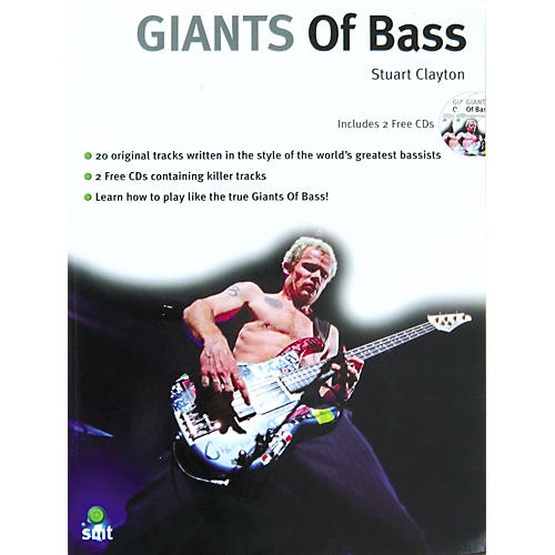 Sanctuary Giants of Bass (Book/CD)
