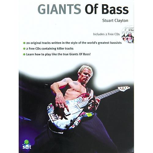 Sanctuary Giants of Bass (Book/CD)-thumbnail