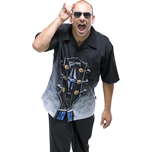 Dragonfly Clothing Company Gibson Headstock Shirt