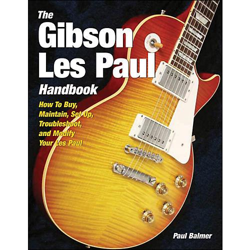 Hal Leonard Gibson Les Paul Handbook-thumbnail