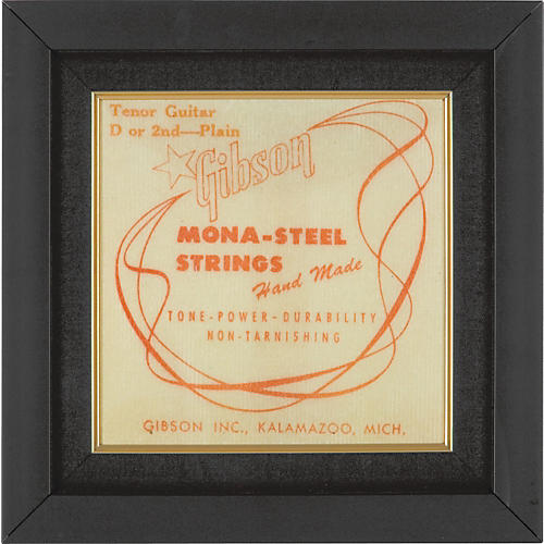 Gear One Gibson Mona Steel Guitar String Plaque-thumbnail