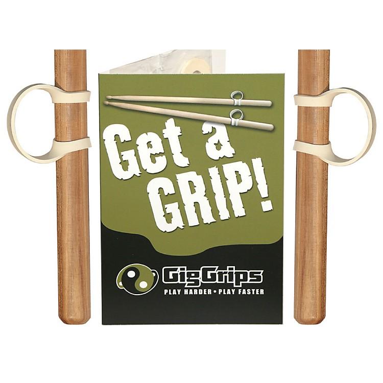 The DuallistGig Grips Drumstick Grips
