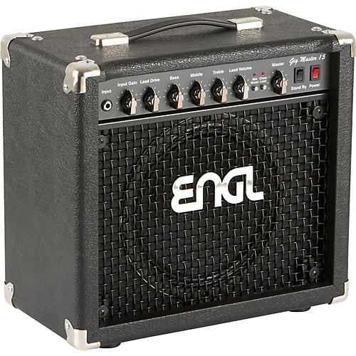 Engl GigMaster 310 15W 1x10 Tube Guitar Combo Amp Black