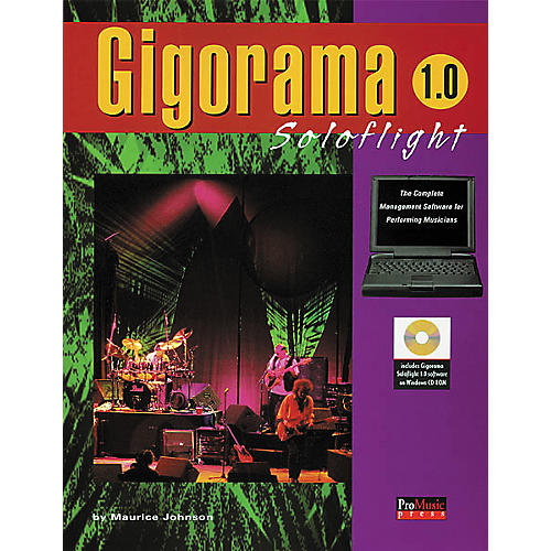 ArtistPro Gigorama Soloflight 1.0 Gig Management (Software)