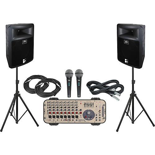 Soundcraft Gigrac 300/Peavey PR15-thumbnail