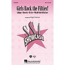 Hal Leonard Girls Rock the Fifties! ShowTrax CD Arranged by Roger Emerson