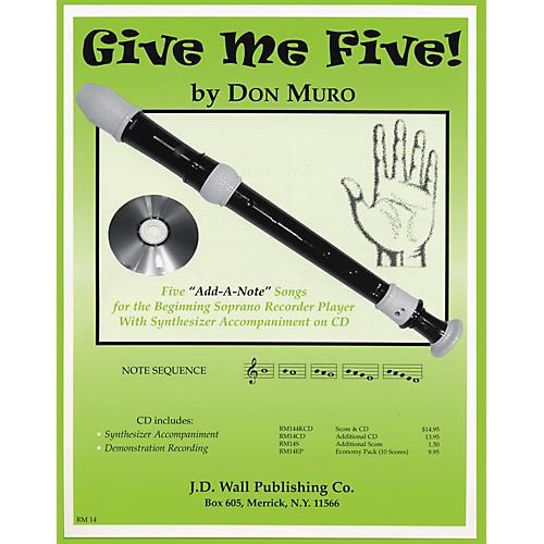 Magnamusic Give Me Five 10 Scores