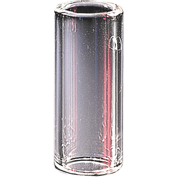 Dunlop Glass Guitar Slide Heavy Wall Medium