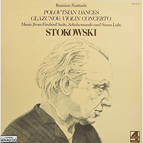 Alliance Glazinov: Violin Concerto A Minor + Music From