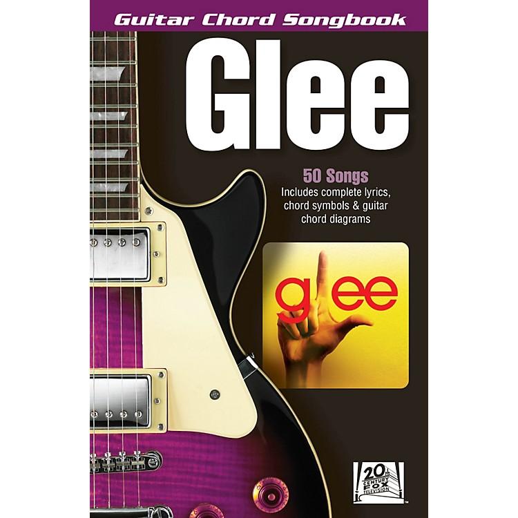 Hal LeonardGlee - Guitar Chord Songbook