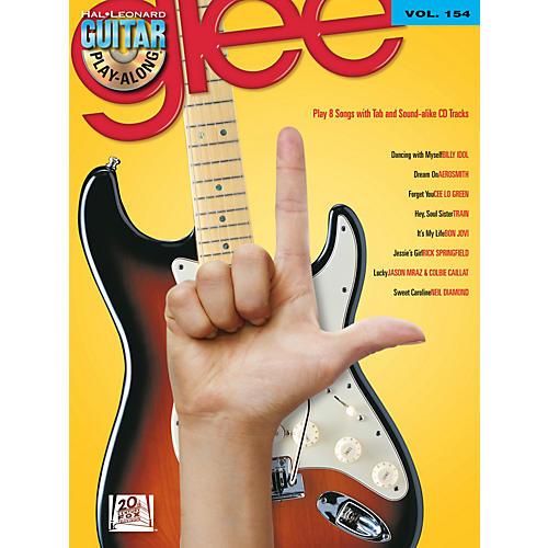 Hal Leonard Glee - Guitar Play-Along Volume 154 Book/CD