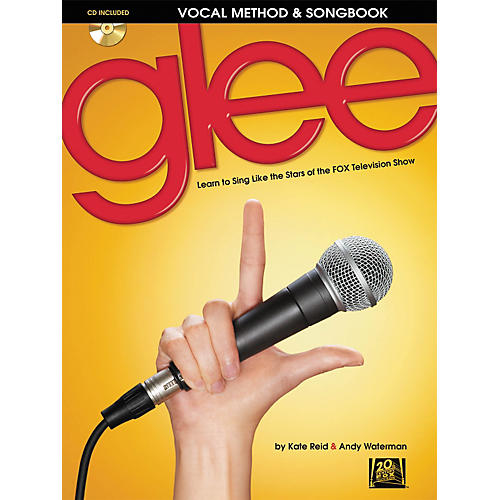 Hal Leonard Glee - Vocal Method & Songbook (Book/CD)