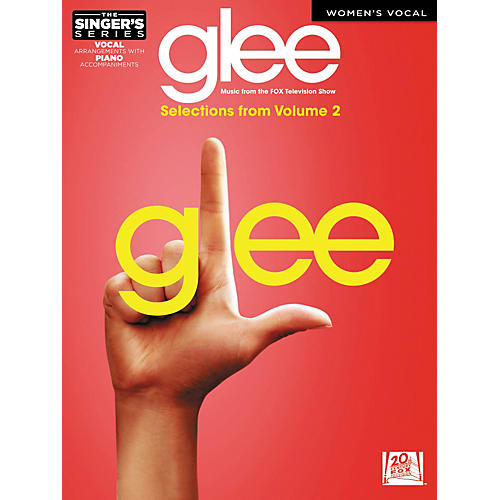 Hal Leonard Glee - Women's Edition Selections From Glee: The Music Vol. 2 The Singer's Series
