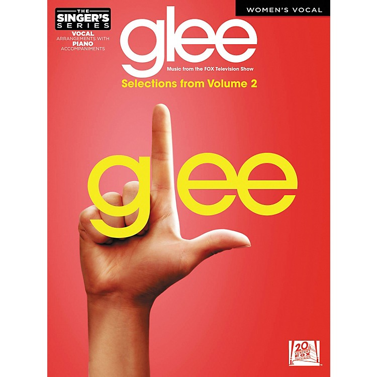 Hal LeonardGlee - Women's Edition Selections From Glee: The Music Vol. 2 The Singer's Series