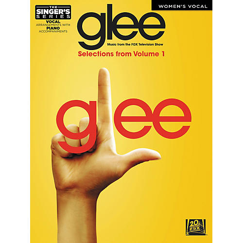 Hal Leonard Glee - Women's Edition Selections From Glee: The Music Volume 1 The Singer's Series