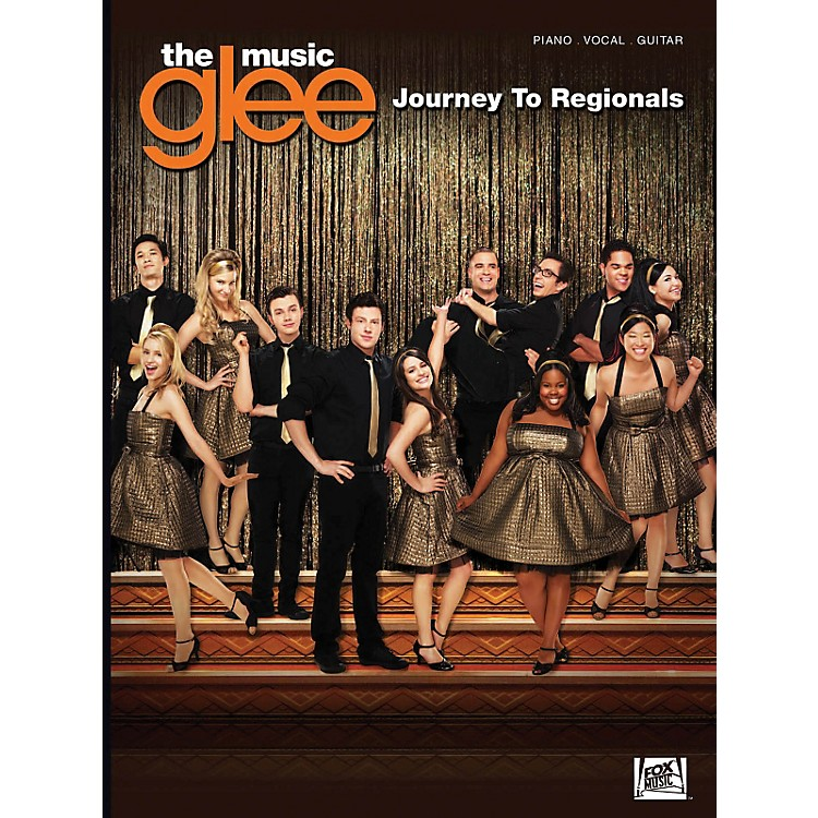 Hal Leonard Glee The Music - Journey To Regionals PVG Songbook