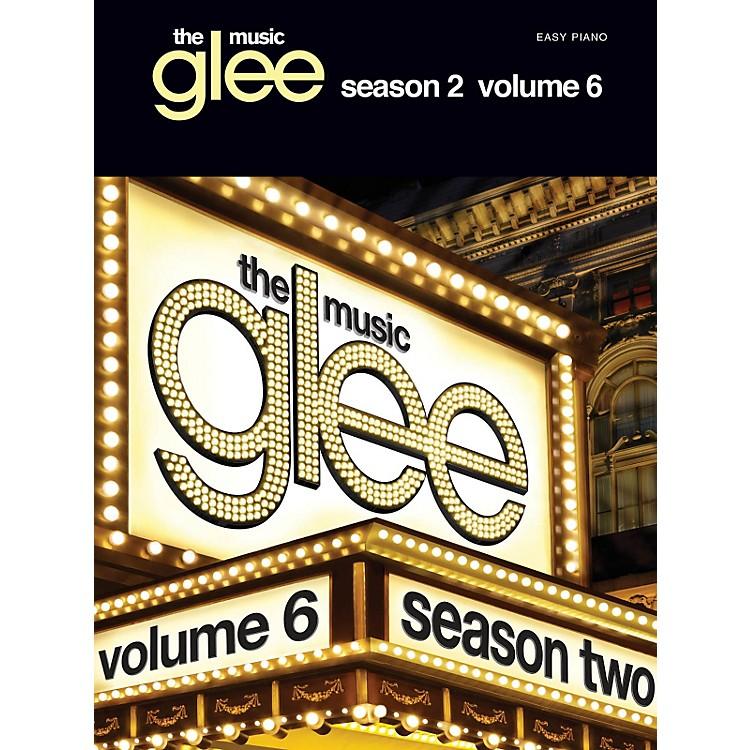 Hal LeonardGlee: The Music - Season 2 Volume 6 For Easy Piano