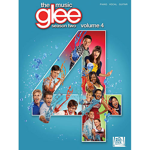 Hal Leonard Glee: The Music - Season Two Volume 4 PVG Songbook