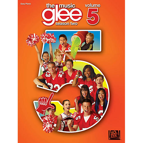 Hal Leonard Glee: The Music - Season Two Volume 5 Easy Piano