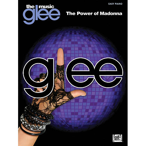 Hal Leonard Glee The Music - The Power Of Madonna For Easy Piano