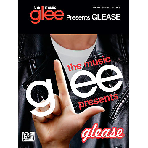 Hal Leonard Glee: The Music Presents Glease (Grease) for Piano/Vocal/Vocal PVG-thumbnail