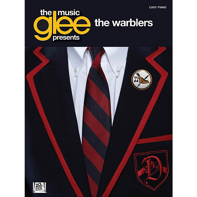 Hal Leonard Glee: The Music -The Warblers For Easy Piano