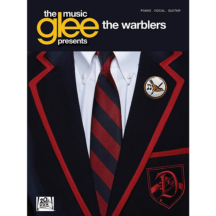 Hal Leonard Glee: The Music -The Warblers PVG Songbook