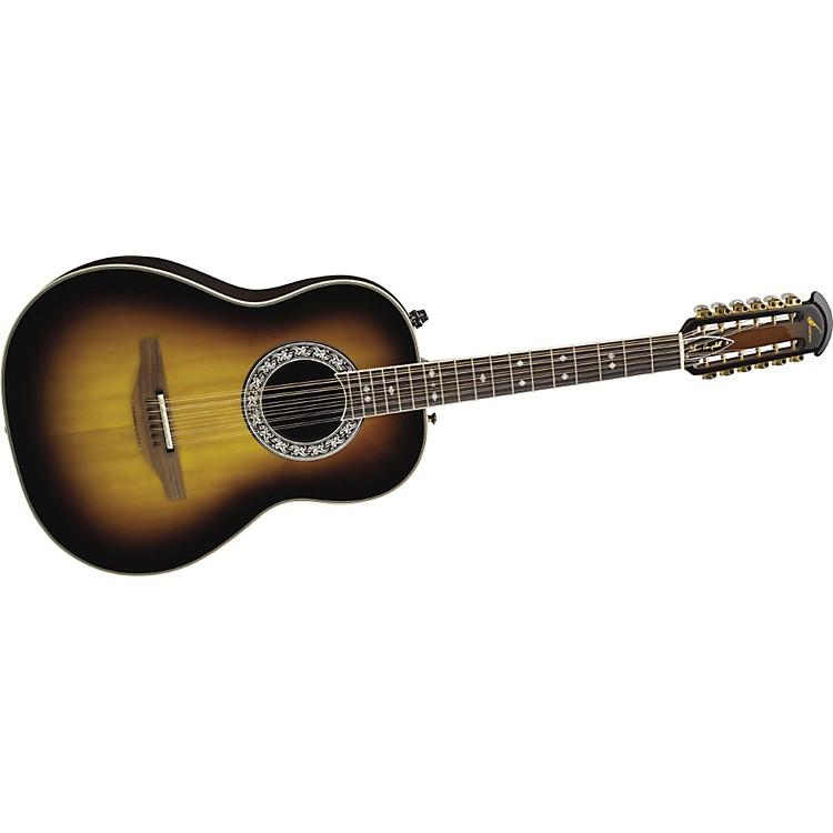 OvationGlen Campbell 12-String Acoustic-Electric Guitar