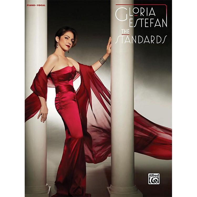 AlfredGloria Estefan - The Standards Piano/Vocal/Guitar Book