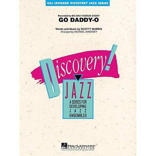 Hal Leonard Go Daddy-O Jazz Band Level 1-2 Arranged by Michael Sweeney-thumbnail