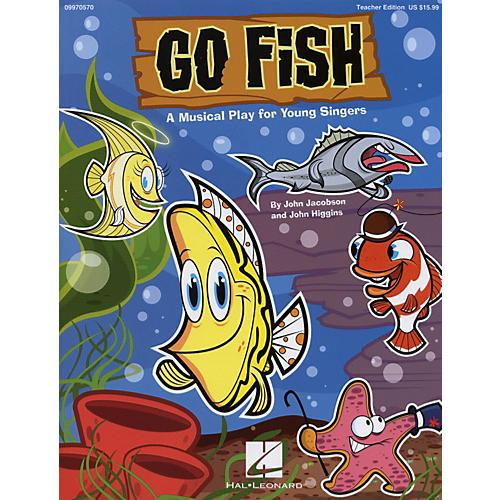 Hal Leonard Go Fish Classroom Kit