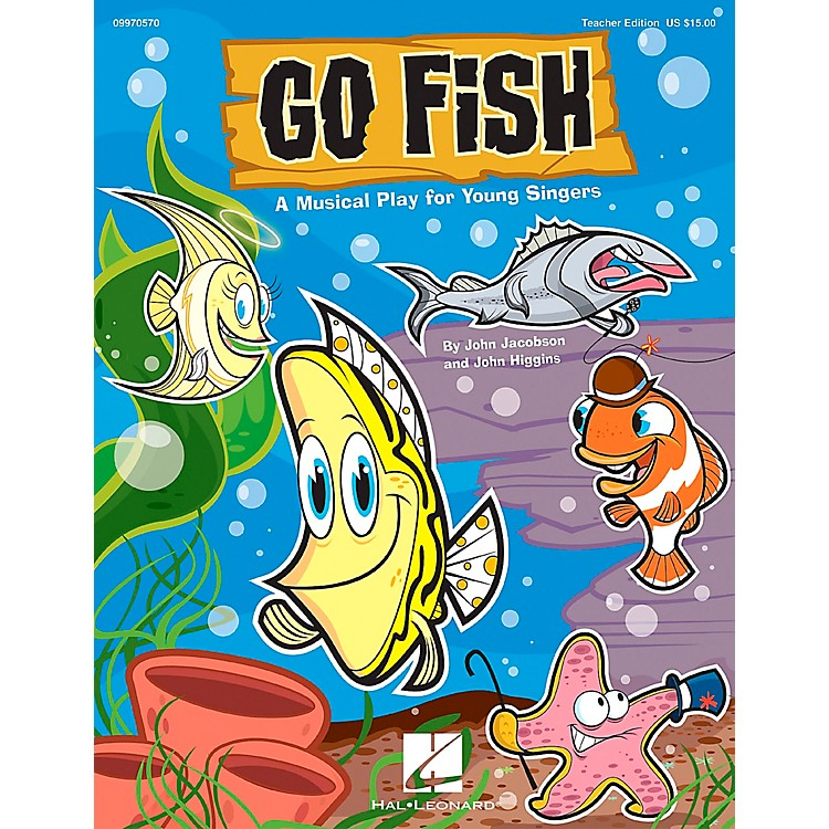 Hal Leonard Go Fish Teacher Edition