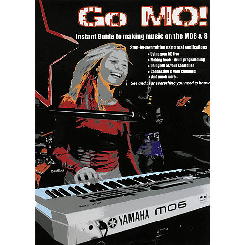 Keyfax Go MO (Introduction to the Yamaha MO Series) DVD Series DVD Written by Various-thumbnail