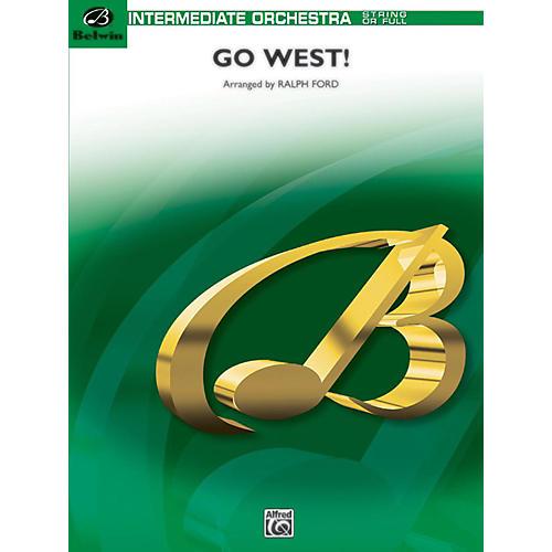 BELWIN Go West! (Medley) Grade 2