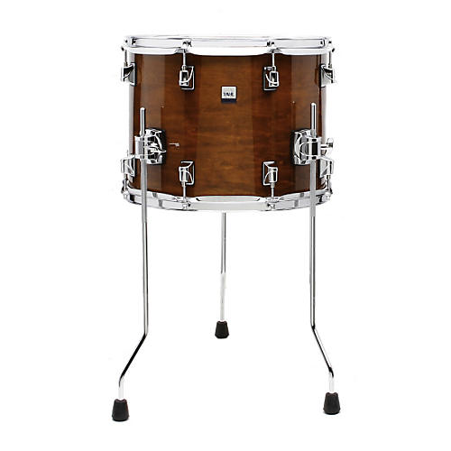Taye Drums GoKit Birch / Basswood Floor Tom Daytona Sunset Lacquer 14x11