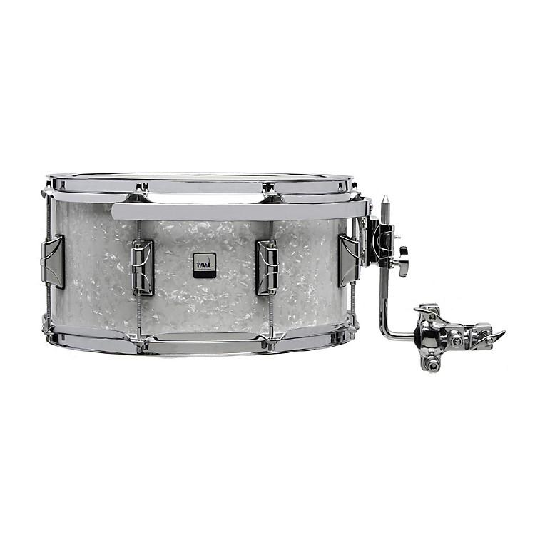 Taye DrumsGoKit Birch / Basswood Tom Tom with MountWhite Pearl Wrap14x7