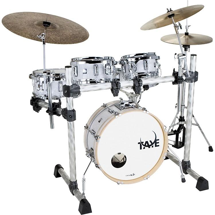 Taye DrumsGoKit Fusion 5-Piece Drum Set with Rack