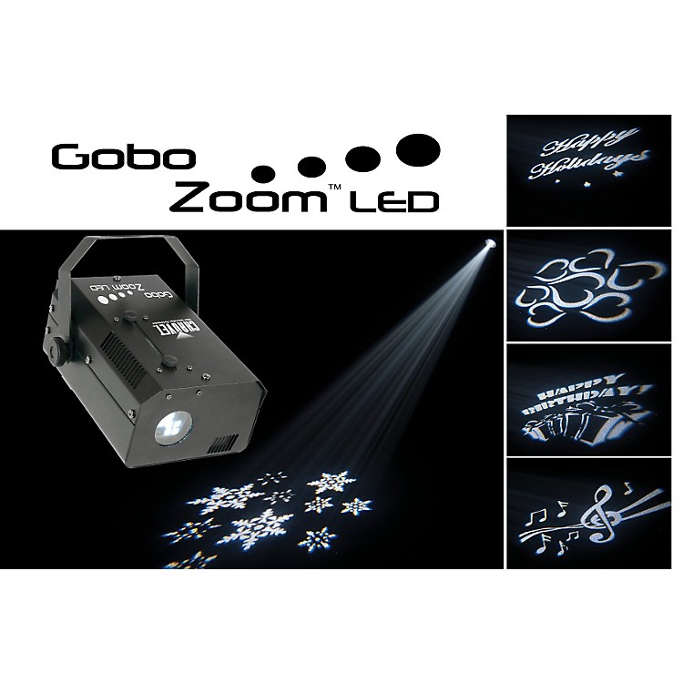 Chauvet Gobo Zoom LED