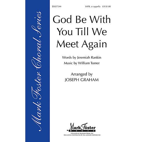 Shawnee Press God Be with You 'Til We Meet Again SATB arranged by Joseph Graham-thumbnail